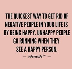 Be Happy ---> Remove Negativity #positivity #inspiration