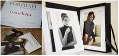 Bilder in edler Box - My Portrait Business Portrait, Ursula, Portrait Photographers, Polaroid Film, Contemporary, Box, Snare Drum