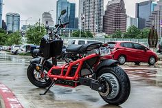 ATX 8080 Electric Scooter