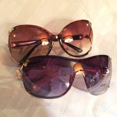 Accessories - 2 Pairs of Sunglasses