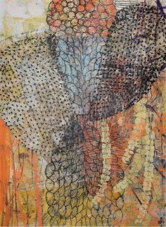 Eva Isaksen - Works on Paper - Flight