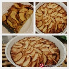 Low Cal Diet, Stevia Recipes, Bread Cake, Healthy Sweets, Healthy Breakfasts, Diabetic Friendly, Low Carb Desserts, Greek Recipes, Apple Pie
