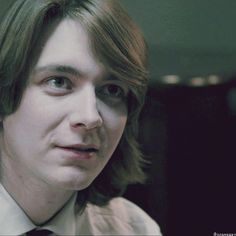 handsome, james phelps, and long hair image