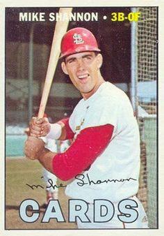 1967 Topps Shannon