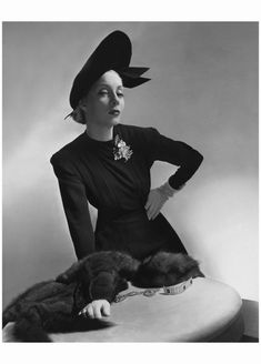 Helen Bennett Vogue June 1938 Horst P. Horst