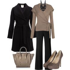 Take a look at the best appropriate business attire in the photos below and get ideas for your work outfits! 5 Outfits to Wear for an Interview: If you're interviewing for a corporate job (law firm, real estate, public relations,… Continue Reading → Mode Outfits, Casual Outfits, Fashion Outfits, Fashion Trends, Woman Outfits, Fashion Ideas, Fashion Moda, Work Fashion, Womens Fashion