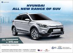 IMC - Hyundai all new range of SUV. Tel: 286 9255 / 244 3333