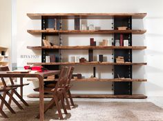 RIVA 1920 | Products | Bookshelves | Brie