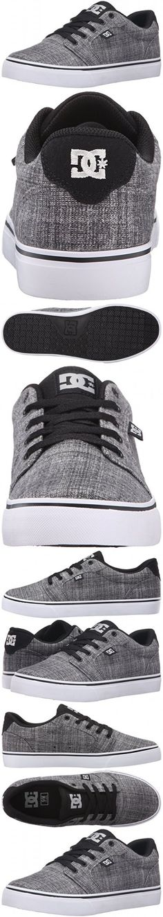 DC Men s Anvil TX SE Skateboarding Shoe 87610be910b64