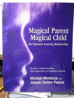 Magical Parent-Magical Child, the Optimum Learning Relationship