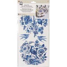 Give your next project an elegant touch with the FolkArt Rub-on Decor Transfer. Add unique style to your projects with a delicately detailed transfer for an. Decoupage Vintage, Decoupage Paper, Chinoiserie, Furniture Fix, Painted Furniture, Upcycled Furniture, Rub On Transfers, Image Transfers, Chalk Paint Projects