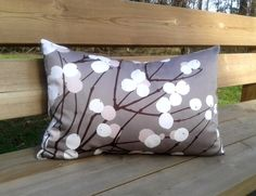 14x20 pillow cover made from Marimekko fabric by NordicCrafter