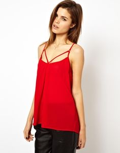 ASOS Cami with Lattice Straps
