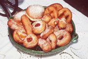 Bauernkrapfen gefüllt mit Marmelade - mmhh ein Genuss http://www.pulverer.at/kulinarik-kaernten.de.htm
