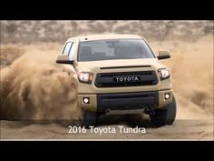 2016 Toyota Tundra from Vandergriff Toyota Serving Fort Worth Dallas and Arlington TX!