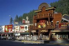 Keystone South Dakota - stayed for about 3 nights while touring the Black Hills. Great little town.