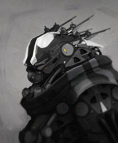 macacomalandro: Criações tecnorgânicas do ilustrador Darren Bartley