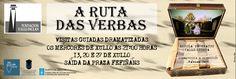CORES DE CAMBADOS: A RUTA DAS VERBAS HOXE OFRECE A SUA DERRADEIRA XOR...