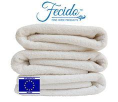 Fecido Luxury Hotel and Spa Bath Towels