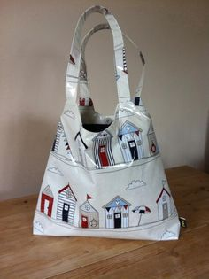 Gorgeous Summer bag from Funky Diva Designs