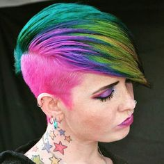 Sweet cut + color