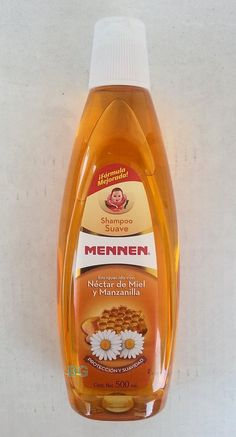 Mennen Shampoo Suave Nectar De Miel Y Manzanilla(with Honey Nectar) 500ml >>> You can get additional details at the image link. #hairfashion
