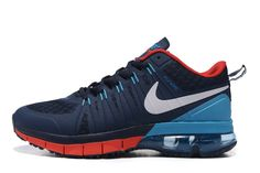 half off ea10f 56555 Shop 2018 Nike Air Max TR180 Amp Training Shoes Midnight Navy Teal Sport Red