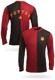 Las camisetas de Harry Potter para el torneo de Quidditch