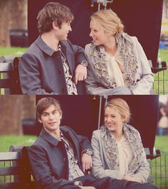 Nate and Serena <3