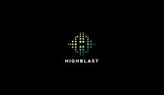 HighBlast--technology-logo-design.  I like the high tech look of the logo and the way it is combined with the company name.  I would want the company name to be larger, more readable.