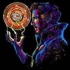 Doctor STrange Sorcerer Supreme Shirt