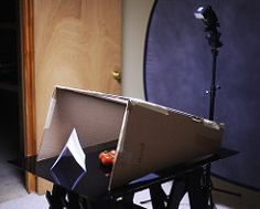 Strobist: Food Photography Made Easy: The Lunch Box