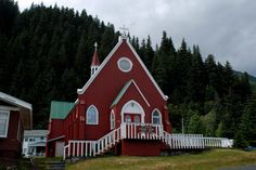 St. Peters Episcopal Church, Seward, Alaska