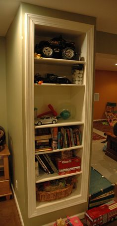DIY finishing basement ideas