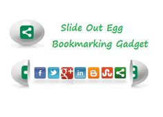 Add An Awesome Fixed Position Slide Open Egg Bookmarking Gadget To Blogger ~ TechnoClouds