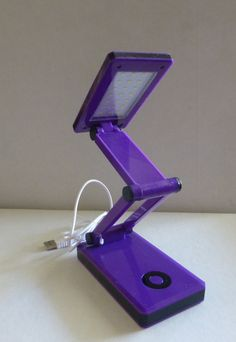Folding LED Sewing Light, Desk, Shop. Battery Operated, Use Anywhere, Adjustable, Fast Shipping,T217