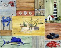 Nantucket III by Paul Brent