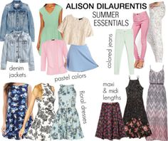 Alison Dilaurentis inspired summer essentials by liarsstyle featuring a print skater dress