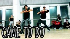 CAME TO DO - @ChrisBrown ft Akon Dance Video | Choreography by @MattStef...