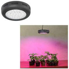 grow lights led on pinterest. Black Bedroom Furniture Sets. Home Design Ideas