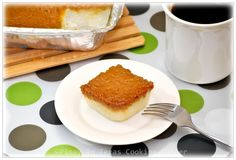 Pinay In Texas Cooking Corner: Bibingkang Malagkit (Sticky Rice Cake)