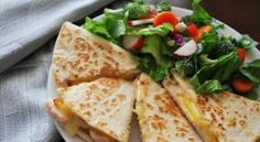Delicii culinare: quesadilla - Mexic | Oana Cuzino