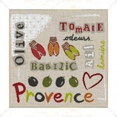 Tomate & basilic - Lilipoints Le Point, Creations, Bullet Journal, Coding, Kids Rugs, Provence, Bugs, France, Couture