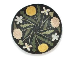 @MakotoKagoshima #dandelion #plate #botanical