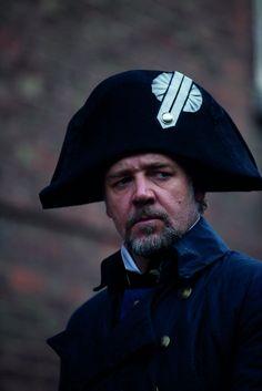 Russell Crowe (Javert) #lesmisfilm #theatre #lesmis #musicals http://www.lesmis.com/