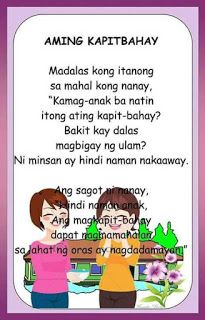 Teacher Fun Files: Tagalog Reading Passages 15 2nd Grade Reading Comprehension, Reading Passages, 2nd Grade Worksheets, Reading Worksheets, Story For Grade 1, Stories For Kids, Short Stories, Short Passage, Reading Charts