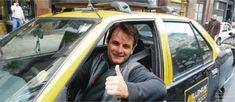 Taxista Argentina Fernando Herrero