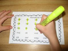These Nonsense Word Practice Sheets can be used in so many ways!  RTI groups, whole group, homework or centers.