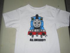 Playera Thomas frente, by jenny