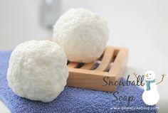 Snowball Soap!